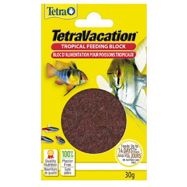TetraVacation Tropical Fish Food Feeder