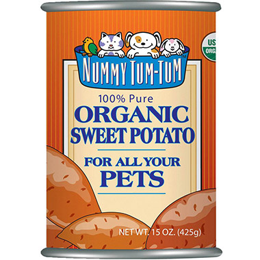 100% Pure Organic Sweet Potato for All Your Pets
