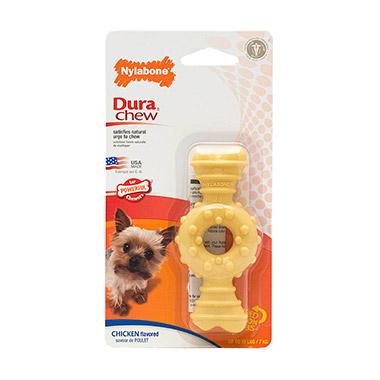 Dura Chew Textured Ring Bone