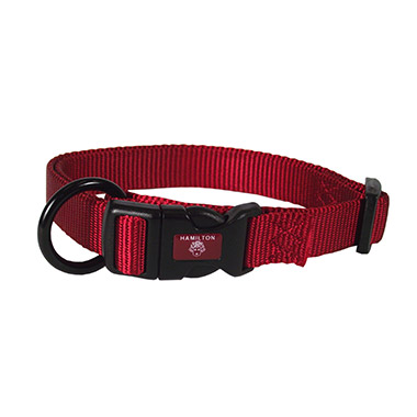 Adjustable Collar Red