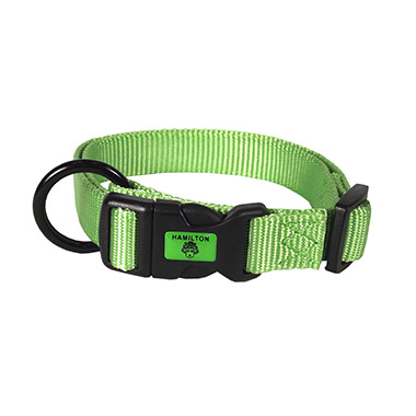 Adjustable Collar Lime