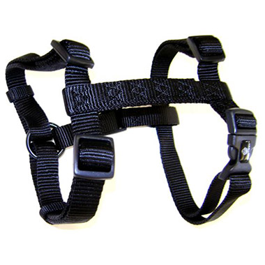 Adjustable Harness Black