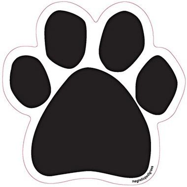 Plain Paw Pet Magnet