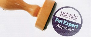 Pet Valu pet expert stamp