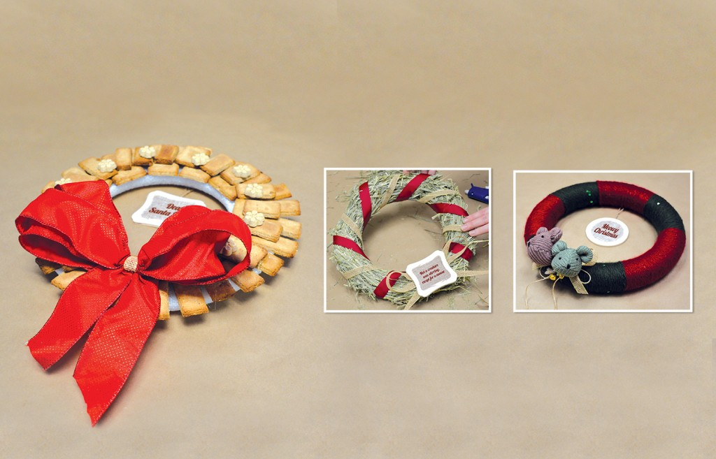 DIY Wreaths for Pet Parents