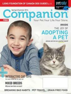 PVC SpringSummer Companion 2016