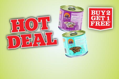 Hot Deal: Weruva Cat Food