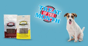 Treat of the Month &#8211; Save $2<br /> Farm Fresh Dog Treats
