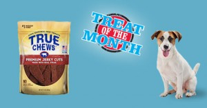 Treat of the Month &#8211; Save $5<br />True Chews Dog Treats